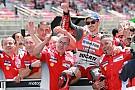 MotoGP カタルニア予選:ロレンソがドゥカティ初PP! 中上ベストタイ12番手