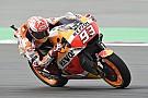 MotoGP Márquez fue el más rápido antes del GP de Qatar