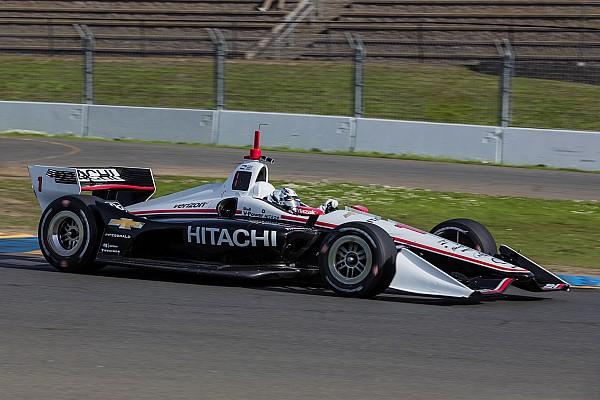 IndyCar IndyCar-Aufgalopp: Josef Newgarden setzt Testbestzeit