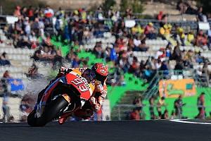 MotoGP Últimas notícias Márquez conquista pole em Valência; Dovizioso é nono