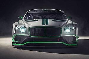 GT Fotostrecke Bildergalerie: Der neue Bentley Continental GT3