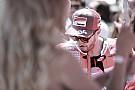 Andrea Dovizioso no está muy contento con Ducati