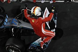 Formule 1 Statistiques Stats - La 200e gagnante de Vettel