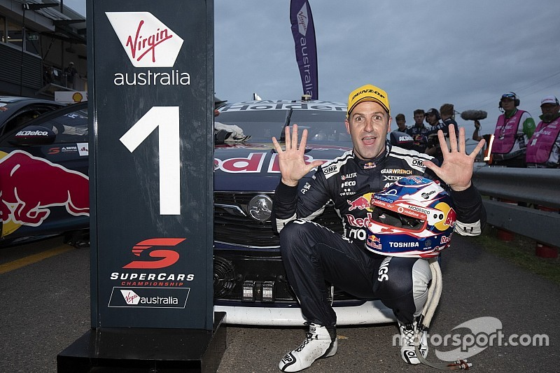 Townsville Supercars: Whincup cruises to Saturday race win