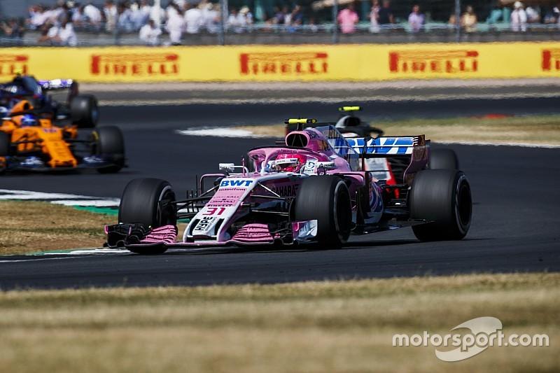 """Racing Point Force India néven, """"új csapatként"""" indul a Force India Belgiumban!"""