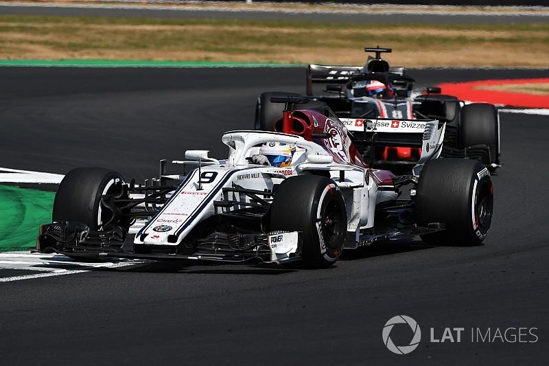 Ericsson cometió un error con el DRS y eso provocó el choque en Silverstone
