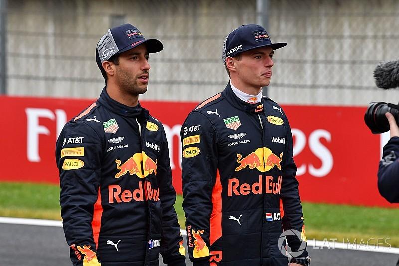 Riccardo califica de injustas las tácticas de calificación de Verstappen