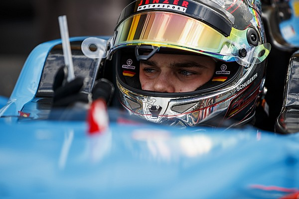 GP3 Breaking news Beckmann parts ways with Jenzer GP3 squad