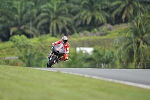 MotoGP Noticias de última hora La Ducati 2017 debuta en un test privado en Sepang