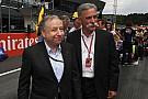 Formula 1 Jean Todt, Liberty ile yapılan çalışmalara övgüde bulundu