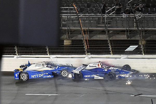 IndyCar Dixon: Mais testes evitariam prova acidentada no Texas
