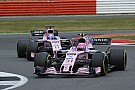 Para Perez, Force India não mostrou ritmo real na Inglaterra
