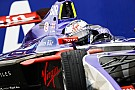 Formula E New York ePrix: Bird leads twice red-flagged practice