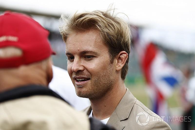 Rosberg és a kislánya: megható