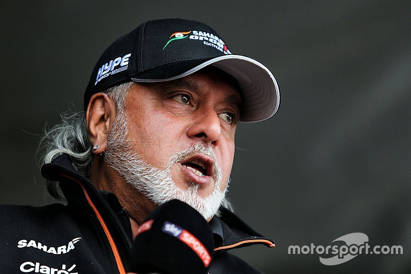 Маллья залишив посаду директора Force India