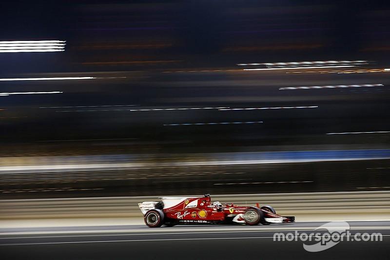 """Vettel: """"La diferencia con Mercedes es mayor de la que esperábamos"""""""