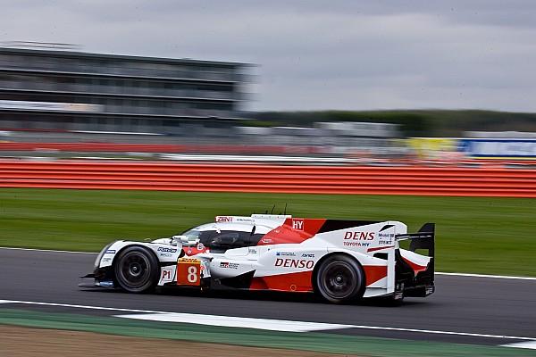 WEC-Auftakt 2017 in Silverstone: Toyota im 3. Training am schnellsten