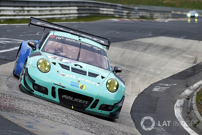 24h Nürburgring: Falken wieder mit zwei GT3-Fahrzeugen am Start