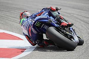 MotoGP BRÉKING Viñales a miértekre keresi a választ austini kiesése után