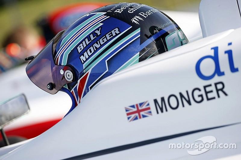 Formel-4-Fahrer Billy Monger nach Amputation aus Koma erwacht