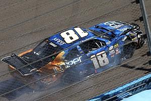 NASCAR XFINITY Noticias de última hora Daniel Suárez vive otra desafortunada jornada