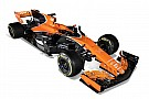 Formula 1 McLaren reveals its 2017 F1 challenger