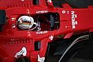 Ferrari utiliza su segundo día de filmación en Barcelona
