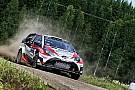 WRC Finlandia, PS11: Lappi ora tenta la fuga