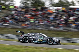 DTM Race report Nurburgring DTM: Wickens wins Race 2, Auer spins out