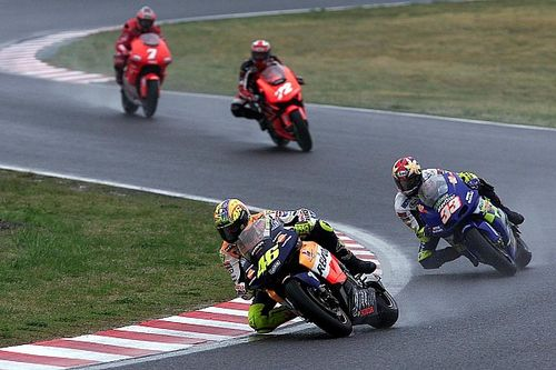 How the MotoGP era nearly started with an almighty upset