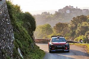 WRC Отчет о секции Мик упрочил лидерство в первый день Ралли Франция