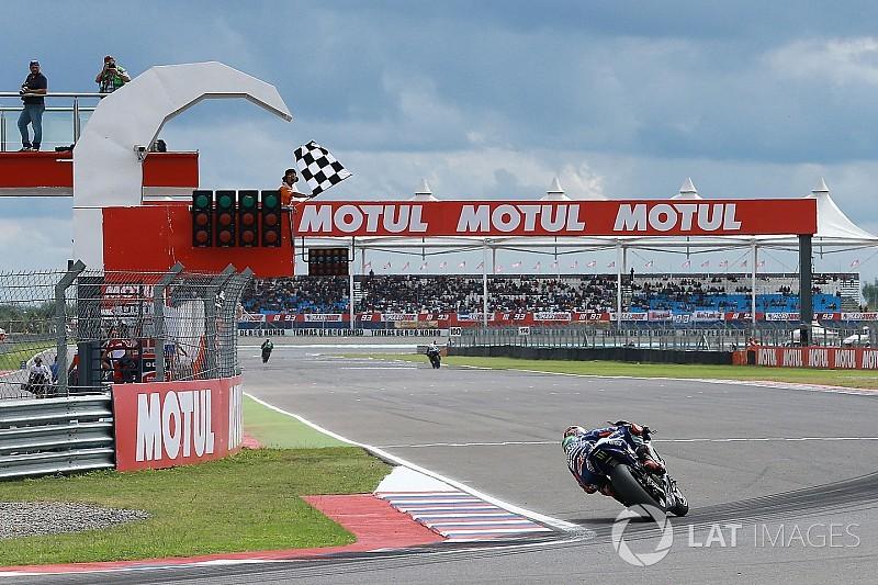 Un nouveau revêtement en Argentine avant la réception du MotoGP