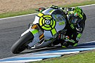 Iannone withdraws from Jerez MotoGP test after first day