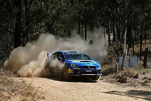 Other rally Breaking news Taylor becomes first female Australian rally champion