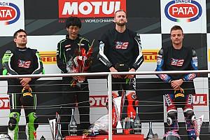 World Superbike Crónica de Carrera Sykes gana y sigue siendo el rey de Donington; caída del líder Rea