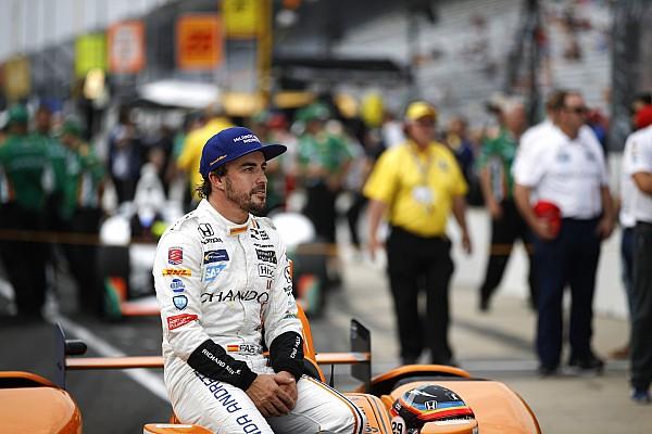 IndyCar Блог Блог Подзігуна: #AlonsoRunsIndy (частина 1)
