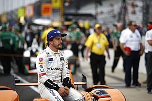 Блог Подзігуна: #AlonsoRunsIndy (частина 1)