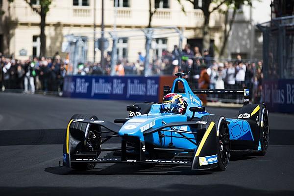 Buemi ve Prost 2019'a kadar Renault e.Dams ile yarışacak