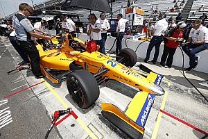 IndyCar 速報ニュース 【インディ500】アロンソ「予選ペースよりもまずは多くのことを学ぶ」