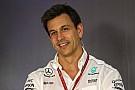 Formel E Toto Wolff: Darum musste Mercedes in die Formel E einsteigen