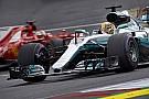 В Mercedes опровергли причастность Феттеля к поломке коробки Хэмилтона