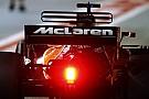 Formula 1 McLaren, 2018'de