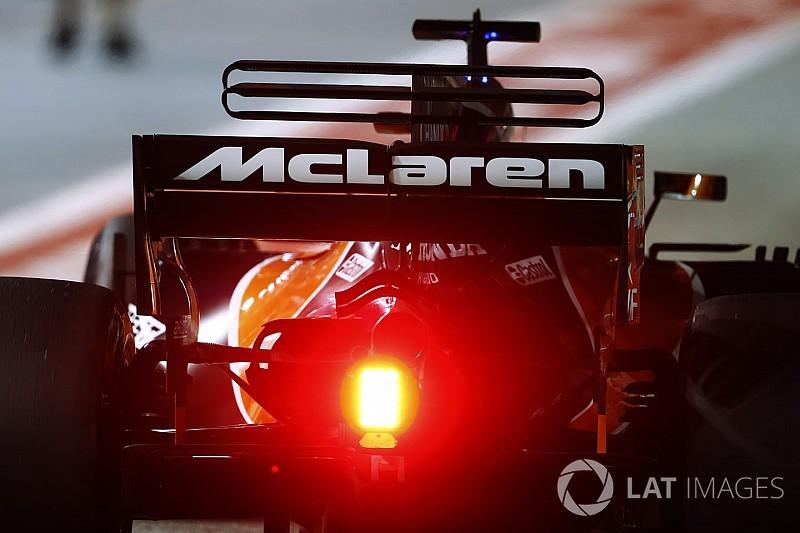 """McLaren, 2018'de """"en az bir galibiyet"""" hedefliyor"""