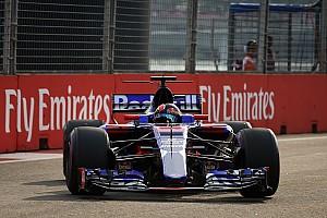 Formule 1 Actualités Honda veut se battre pour le top 3 avec Toro Rosso