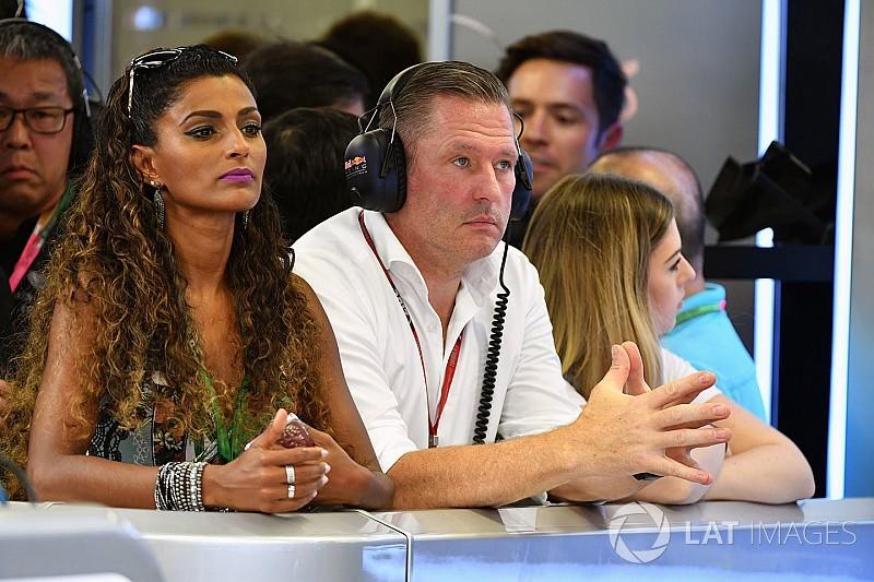 """Jos Verstappen: """"Azt éreztem, a fiam nyeri a Szingapúri Nagydíjat"""""""