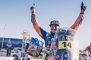 """Dakar Breaking news Sunderland """"cried like a wimp"""" after clinching Dakar title"""