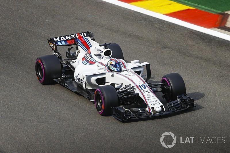 Massa recebe punição de cinco posições na Bélgica