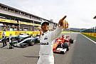 【F1ベルギーGP】予選詳報:ハミルトン68回目のPP。ベッテル0.2秒差