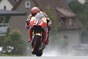 MotoGP Qualifying report MotoGP Jerman: Marquez pole position, Rossi kesembilan