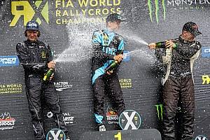 FIA Ralikrossz Eb Motorsport.com hírek Szabó Krisztián másodszor is Európa-bajnok ralikrosszban
